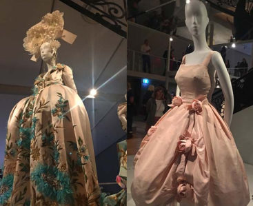 Inspiration The House of Dior 70 Years of Haute Couture Celebration
