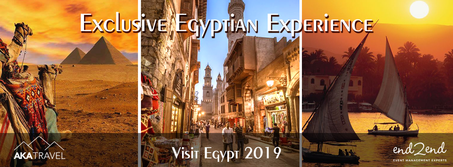 Egypt Tour website banner